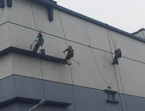 张家港外墙清洗公司