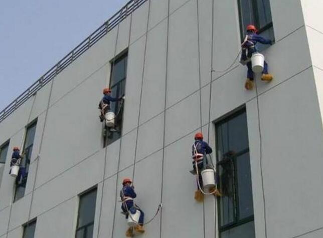 张家港外墙清洗联系方式